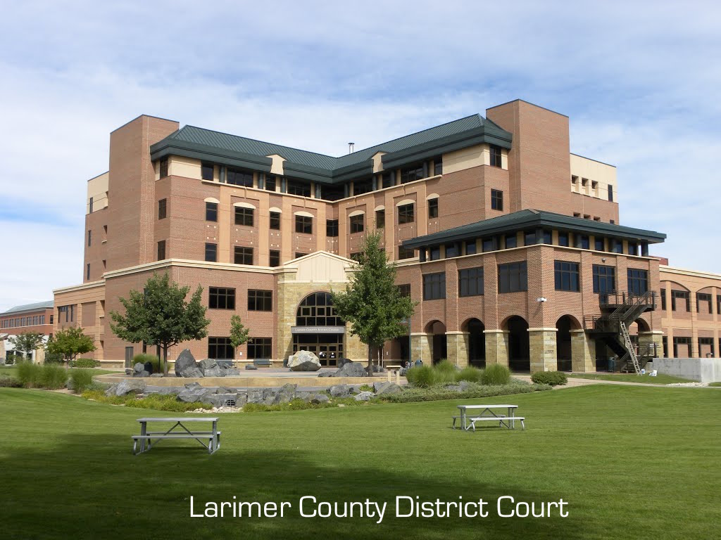 Larimer County District Court
